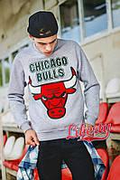 Свитшот мужской Liberty Chicago Bulls