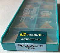Твердосплавная пластина TPKN 2204 PDTR TT7080, TaeguTec
