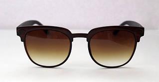 Элегантные солнцезащитные мужские очки вайфарер