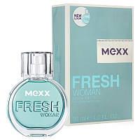 Туалетна вода Mexx Fresh Woman New Look EDT 30 ml