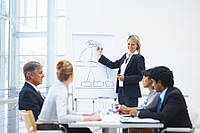 Работа с командой над проектом, концепцией, бизнес-планом
