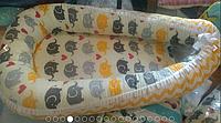 Люлька гнездышко позиционер для новорожденного Cocoonbaby. В ассортименте цвета