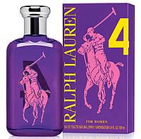 Туалетна вода Ralph Lauren The Big Pony Woman 4 Purple EDT 100 ml