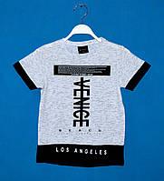 Детские футболки для мальчиков 104-128 см, Детские футболки турция