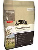 Acana FREE-RUN DUCK - корм для собак всех пород на всех стадиях жизни 11.4кг
