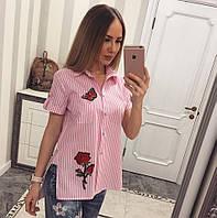 Рубашка с вышивкой 1040 , фото 1
