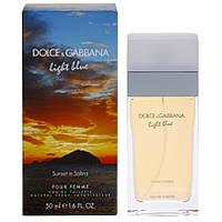 Туалетна вода Dolce & Gabbana Light Blue Sunset in Salina EDT 50 ml
