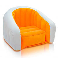 Надувное детское кресло-велюр Intex 69х56х48 см (68597), фото 1