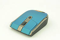 Мышь компьютерная беспроводная MA-MTW09 USB + радио голубая