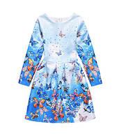 Детское платье Tori с длинными рукавами