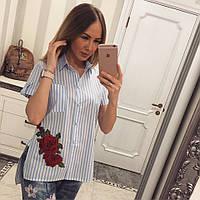 Рубашка с вышивкой 1040/1 , фото 1
