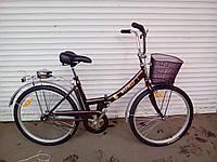 Велосипед складной Фермер 24  2017