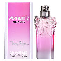 Туалетна вода Thierry Mugler Womanity Aqua Chic 2013 Edition EDT 50 ml