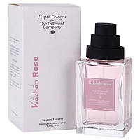 Туалетна вода The Different Company L'Esprit Cologne Kashan Rose EDT 90 ml