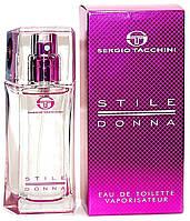 Туалетна вода Sergio Tacchini Stile Donna EDT 30 ml
