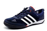 Кроссовки Adidas Daroga, темно-синие с белым, мужские, р. 41 42 43 44