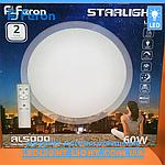 """Светодиодный накладной светильник """"Feron"""" AL 5000 60W,  с дистанционным управлением"""