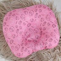 Ортопедическая подушка для новорожденных. Три вида