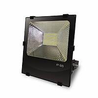 Светодиодный прожектор EUROELECTRIC LED-FLR-SMD-100 (100W 6500K) с радиатором