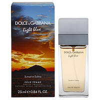 Туалетна вода Dolce & Gabbana Light Blue Sunset in Salina EDT 25 ml