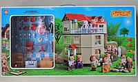 Сильвания Фэмили домик Sylvanian Families мебель принадлежности в коробке 17*34*65 см