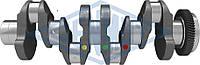 Коленвал кованый 6150302501 MERCEDES BENZ OM 651 Euro 4