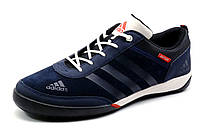 Кроссовки Adidas Daroga, темно-синие, мужские, р. 41 42 43 44