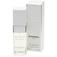 Туалетна вода Chanel Cristalle Eau Verte Concentree EDT 50 ml