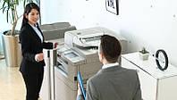 Запуск и настройка принтеров серии iR A 6555i/C3325i/c3320i