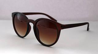 Круглые универсальные солнцезащитные очки