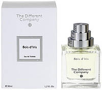 Туалетна вода The Different Company Bois d'Iris EDT 50 ml