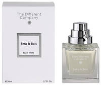 Туалетна вода The Different Company Sens & Bois EDT Tester 50 ml