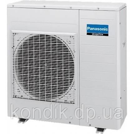 Panasonic CU-4E27PBD наружный блок кондиционера, фото 2
