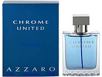 Туалетна вода Azzaro Chrome United EDT 50 ml