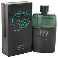 Туалетна вода Gucci Guilty Black Pour Homme EDT 90 ml