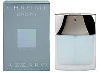 Туалетна вода Azzaro Chrome Sport EDT 50 ml