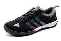 Кроссовки Adidas Daroga мужские, текстиль, черные, р. 41 42 44