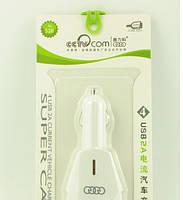 Автомобильное зарядное устройство на 4 USB 558