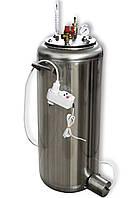 Паровой стерилизатор автоклав А40 Electro, пищевая нержавеющая сталь, 80х32 см, мощность 2,5 кВт