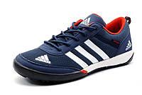 Кроссовки Adidas Daroga мужские, текстиль, темно-синие, р. 44