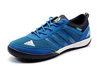 Кроссовки Adidas Daroga мужские, текстиль, синие, р. 44 46
