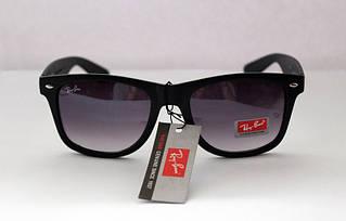 Фирменные универсальные солнцезащитные очки вайфарер