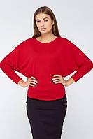 Красная женская кофта Ниса