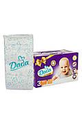 Детские подгузники Dada Premium 3 Midi 4 - 9 кг (60 шт) 3
