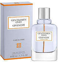 Туалетна вода Givenchy Gentlemen Only Casual Chic EDT 50 ml
