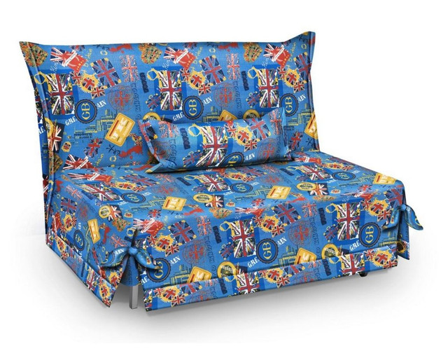 Диван-кровать СМС ткань Катони Британия