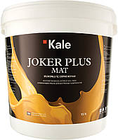 Краска интерьерная силиконовая матовая JOKER PLUS MAT 2,5л, фото 1