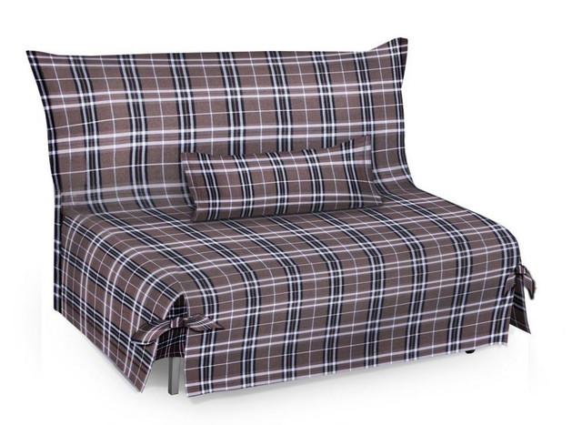 Диван-кровать СМС ткань Килт-4