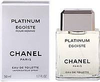 Туалетна вода Chanel Egoiste Platinum EDT 50 ml