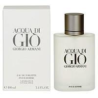 Туалетна вода Armani Acqua di Gio Pour Homme EDT 100 ml